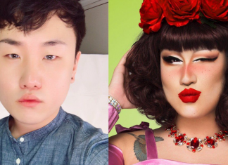Soju out e in drag